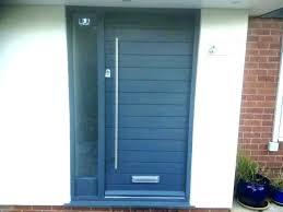 exterior double doors. Modern Exterior Double Doors Front Entry Door Mid Century