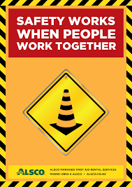 100 Free Printable Workplace Safety Posters Alsco Nz