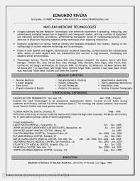 12 Nuclear Medicine Technologist Resume Sample Xpertresumes Com