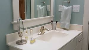 bathroom sink. How To Clean A Bathroom Sink And Countertop