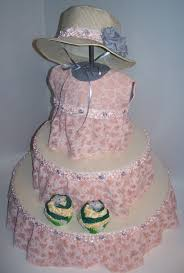 Baby Dress Display Stand Interesting Baby Dress Cupcake Stand Crafty Night Owl