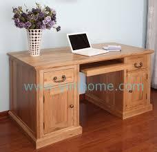 oak desks for home office. Wonderful Oak Office Desk Rustic Home View Furniture Wood From Desks For