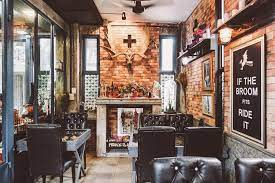The amount of effort you put into your decor will, of course, depend on your premises' current look and practicalities around space. This Spooky Thailand Cafe Is Bringing Halloween Year Round