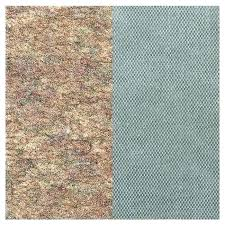 home depot rug pad skid non slip pads 8x10 2 x 8 rugs the