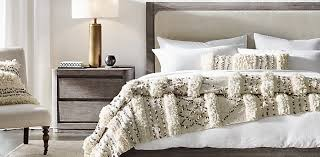 Bedroom Restoration Hardware Elegant Collections. Bedroom Collections RH