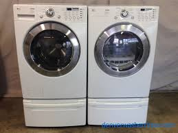 Gas Washers And Dryers Large Images For Stackable Front Loader Lg Tromm Washer Gas Dryer