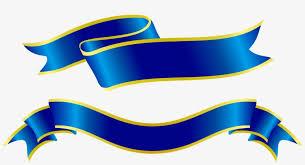 Blue Ribbon Design Blue Ribbon Vector Vector Ribbon Blue Png Free