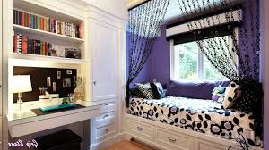 Decorated Teenage Girl Bedroom