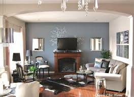 small living room with corner fireplace design cupboard empty ideas shelves lights layout tv living room