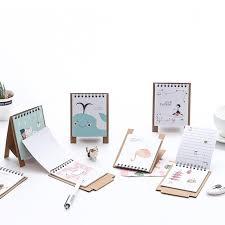 creative desk calendar. Unique Creative Korea 2018 Cartoon Creative Desktop Calendar Small Fresh Desktop Support Desk  Calendar DIY Weekly Plan Schedule Inside Creative Desk A