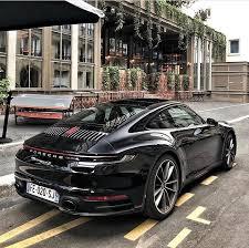 The fastest porsche 911 ever made | turbo s. Is Black The Best Colour For The New 992 Luxury Car Photos Porsche Porsche Sports Car