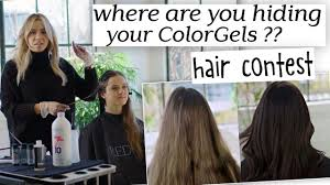 Redken Lacquer Chart Where Are You Hiding Your Color Gels Redken Hair Contest