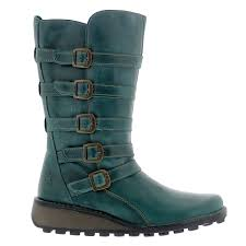 Shoe Rug Fly London Fly London Womens Meca 896 Rug Leather Boots Womens