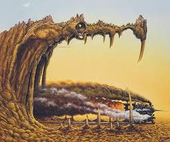 Surreal Paintings Surreal Paintings Of Whimsical Hybrid Creatures By Jacek Yerka