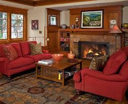 sofa craftsman style red sofa living room. plain craftsman living room ideas craftsman style mission with sofa red h
