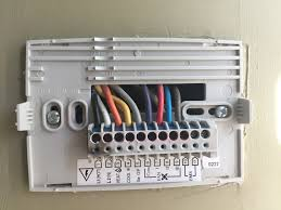 honeywell thermostat wiring wiring diagrams best honeywell thermostat wiring