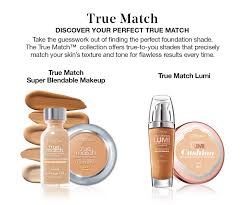 true match discover your perfect true match find the perfect foundation shade