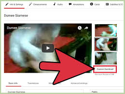 youtube video image size how to make a custom thumbnail for youtube 14 steps