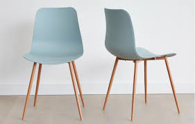 talisa dining chairs teal set of 2