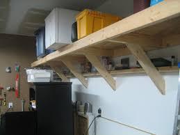 image of diy garage shelf ideas picture