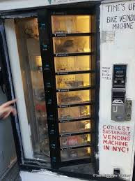 Vending Machine Repair Course New Daily What Bike Vending Machine In Brooklyn At Time's Up