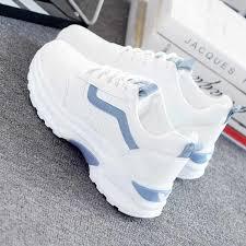 <b>Women's Sneakers Platform</b> Toning Wedge Light Weight Zapatillas ...
