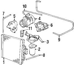 parts com® bmw 528i evaporator heater components oem parts diagrams 1997 bmw 528i base l6 2 8 liter gas evaporator heater components