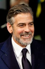 George Clooney Even With A Beard Future Husbands Pinterest