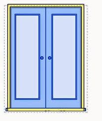 revit 2016 converting a door to a curtain wall door cadline community