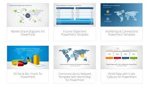 Powerpoint World Editable World Map Templates For Powerpoint