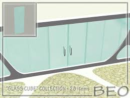 Beos Window Glass Cube Collection