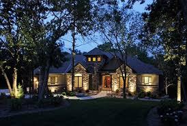 landscaping lighting ideas. Front Yard, Lights Mediterranean Landscaping McKay Landscape Lighting Omaha, NE Ideas
