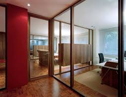 wood office partitions. Removable Partition / With Exposed Wood Frame Glass Panel ELEMENT Invotek Partitioning Systems Office Partitions