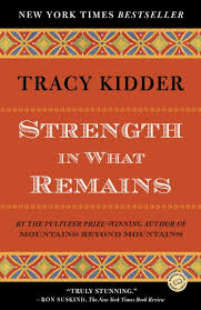 book tracy kidder events speaking lectures strength in what remains