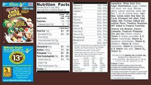 lucky charms nutrition ruidai info
