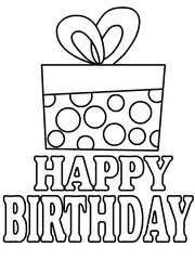 black and white printable birthday cards free printable birthday coloring cards cards create and print free