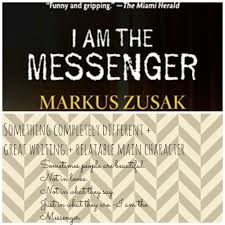 top ten reads of the year so far top ten tuesday book blog bake  i am the messenger by markus zusak