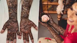 South Indian Bridal Mehndi Designs Latest Indian Mehndi Designs 2019 Simple Breath Taking