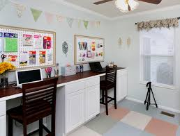 office craft room. Craft Room Makeover Office E