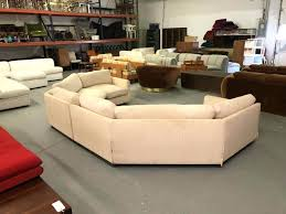 curved sectional sofa with recliner curved leather sofa recliner round swivel sofa big round sofa curved