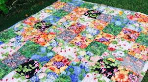 40 Easy Quilt Patterns For The Newbie Quilter & Susies Garden Lap Quilt Adamdwight.com