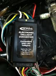 trailer light harness install • gl1500 information questions 5 to 4 converter
