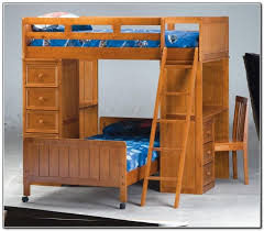 bunk bed with desk and drawers beds home furniture design pertaining to wooden bunk beds with desk and drawers the most stylish wooden bunk beds with desk bunk beds desk drawers