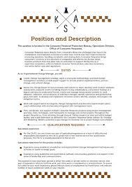 Resume Ksa Samples Examples Sample Writing For Federal Jobs It