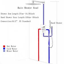 home complete shower systems