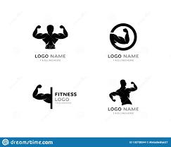Gym Logo Vector Stock Vector Illustration Of Label 132738244