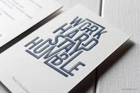 Letter Press Business Card Letterpress Business Cards