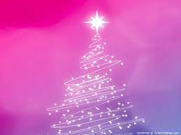 Christmas Pink Wallpapers - Top Free ...