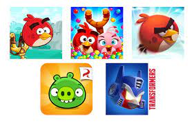 The last remaining Classic Angry Birds games left on Google Play/App Store