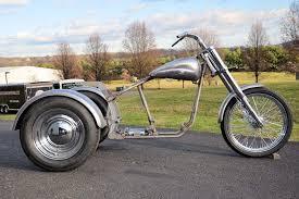 trike softail bobber chopper frame rolling chassis roller harley